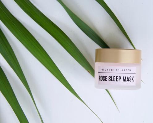 Rose Gold Detox Skincare